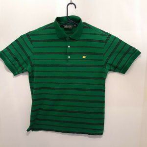 Masters Collection Short Sleeve Polo Golf Shirt St